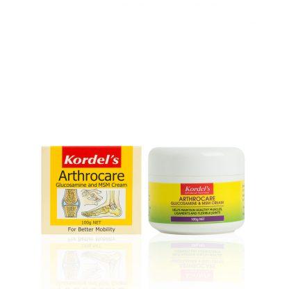 Arthrocare-Cream-100g-Family