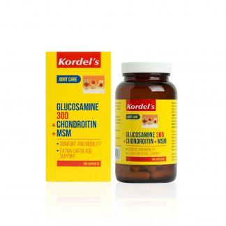 GLUCOSAMINE-300-CHRONDROITIN-MSM-KDGF1184-Family