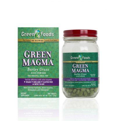 GREEN-MAGMA-BARLEY-GRASS-JUICE-TABLET-Family