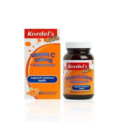 KID'S-VITAMIN-C-250mg-BIOFLAVONOIDS-Family