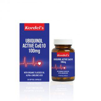 UBIQUINOL-ACTIVE-CoQ10-100mg-30s-family