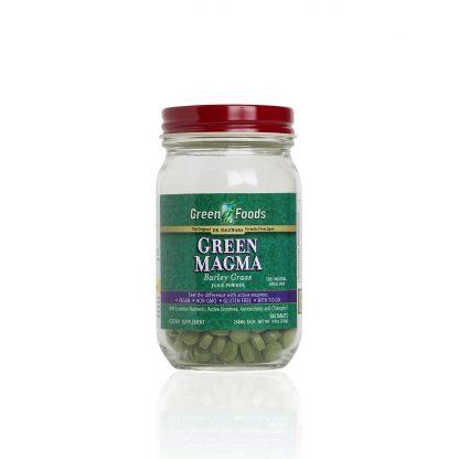 GREEN-MAGMA-BARLEY-GRASS-JUICE-TABLET-Bottle
