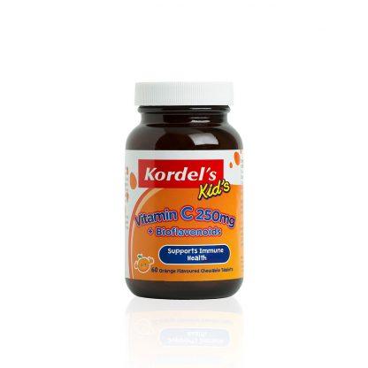 KID'S-VITAMIN-C-250mg-BIOFLAVONOIDS-Bottle